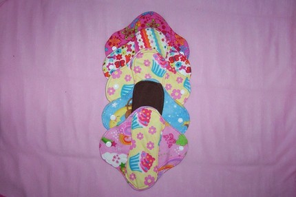 Panty Liner from emmastar at etsy